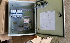 Proyecto Planta Eléctrica