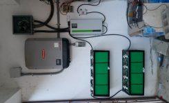 Instalación de Inversor Sinusoidal 6KW