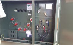 Alambrado Transformador 150KVA