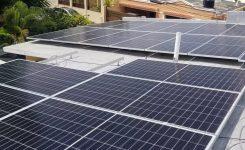 Proyecto de Paneles Solares 10.35Kwp